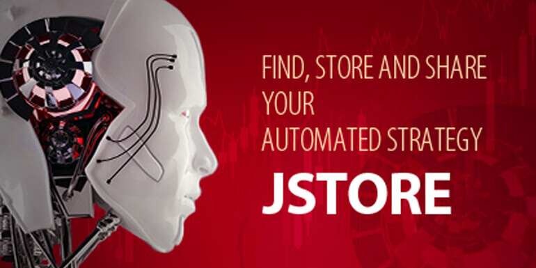 Automatic trading via JStore