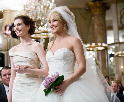 Свадебное платья из теста