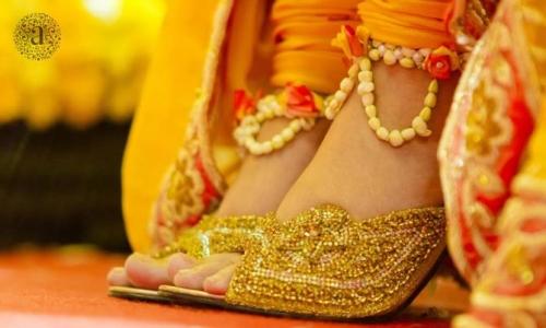 Top 10 Fresh Flower Jewellery For Your Mehndi Design