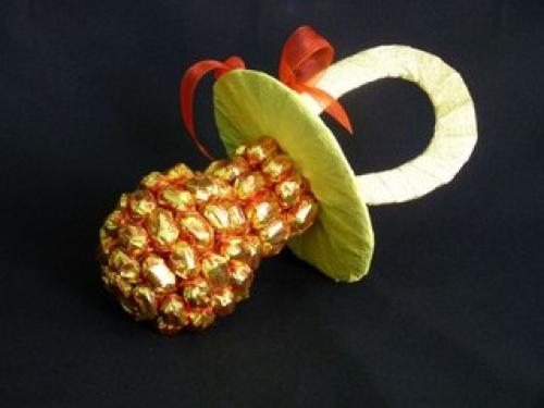 Оригинальные конфеты своими руками