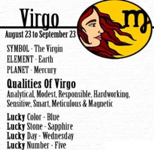 Virgo Zodiac Symbol Meaning