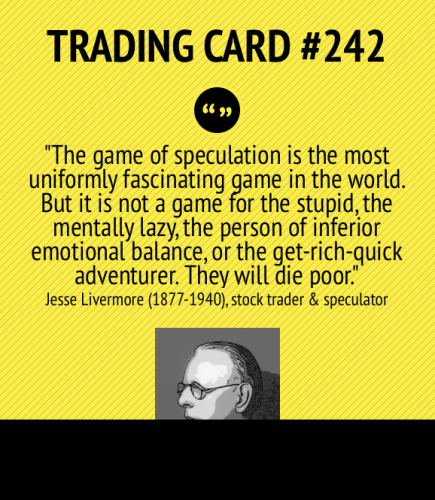 "Forex Quotes Simple Trading Quotes  The Game Of Speculation 242""alifari In"