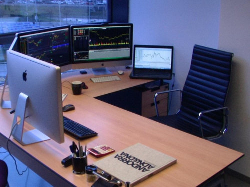 Forex trader equipment