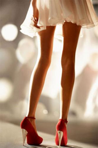 Как выглядят красивые ноги