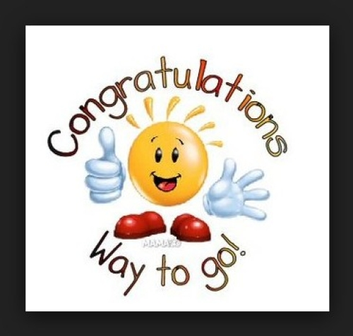 Congratulations On Your Promotion Clipart at Dynamic