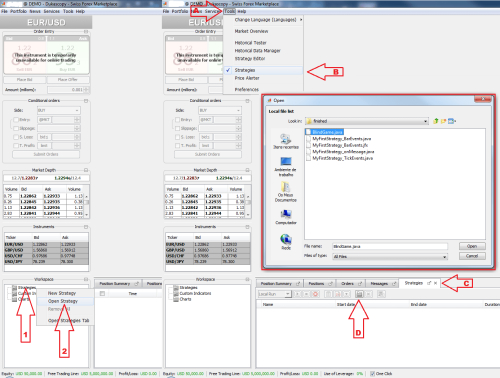 Dukascopy jforex programming