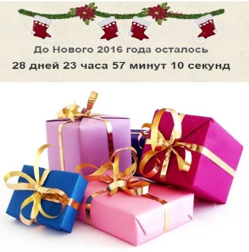 Подарки на новый год для родственникам