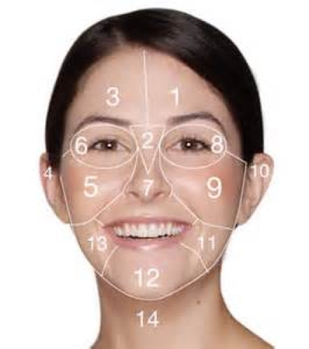 Facial features reveal personality