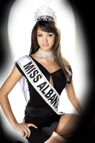 Miss Albania 2011 Xhesika Berberi OFFICIAL THREAD