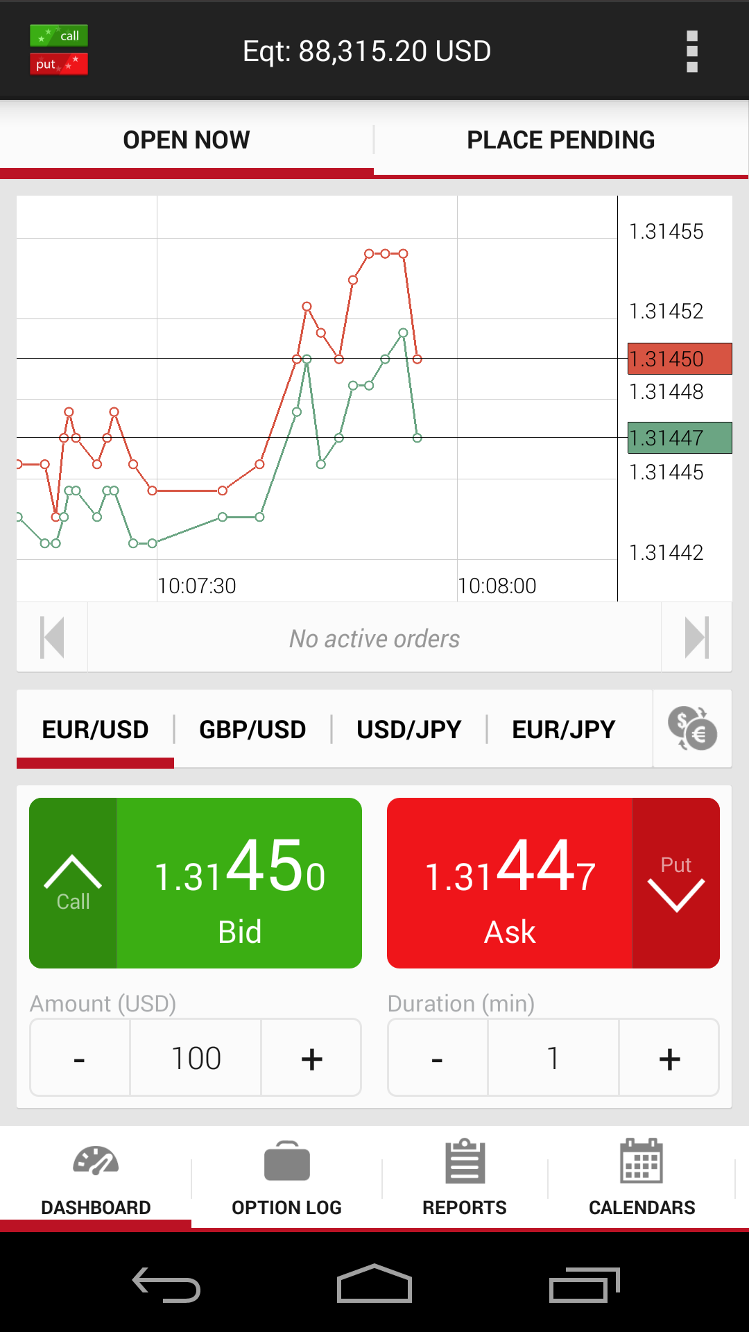 Iq option guida