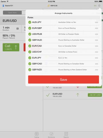 Best option trading platform for ipad