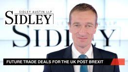 Brexit Trade A Rocky Road
