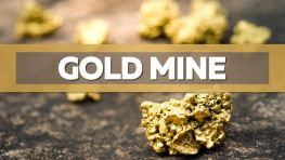 Gold From British Columbia