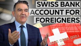 Swiss Bank Account For Non-Resident
