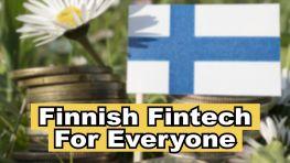 Finnish Fintech For Everyone