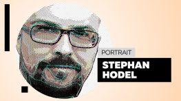 Stephan Hodel. Portrait