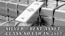 Silver - Best Asset In Q1-2017