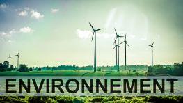 Environnement 2018