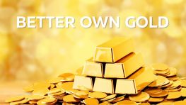 Gold – Does It Start Now?