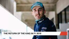 The Return of the King in F1 2019