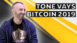 Thoughts On Bitcoin By Tone Vays