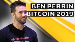 Ben Perrin On Bitcoin Community