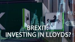 Brexit: Invest In Lloyds?