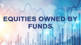 Equities Owned By Funds
