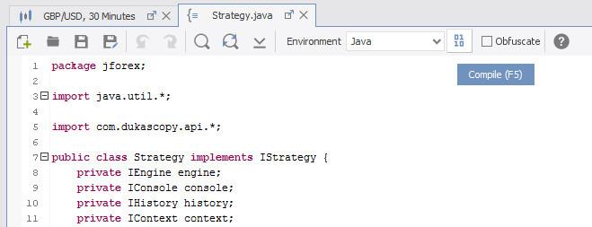 Jforex strategy wiki